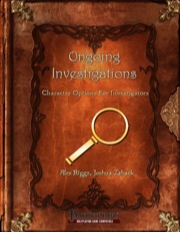 Ongoing Investigations: Character Options for Investigators (PFRPG) PDF
