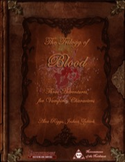 Trilogy of Blood (PFRPG)