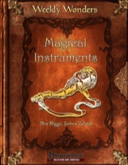 Weekly Wonders: Magical Instruments (PFRPG) PDF