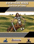 Everyman Minis: Centaur Options (PFRPG) PDF