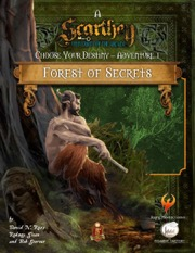 Forest of Secrets (5E) PDF