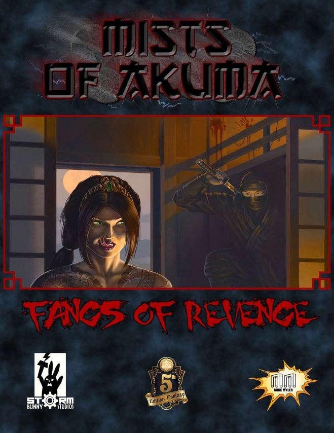 of revenge pdf