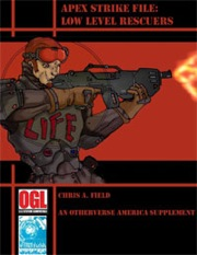 APEX Strike File: Low Level Rescuers (OGL) PDF