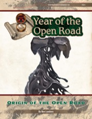 Pathfinder Society Scenario #1-00: Origin of the Open Road