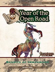 PFS2 1-04: Bandits of Immenwood cover art