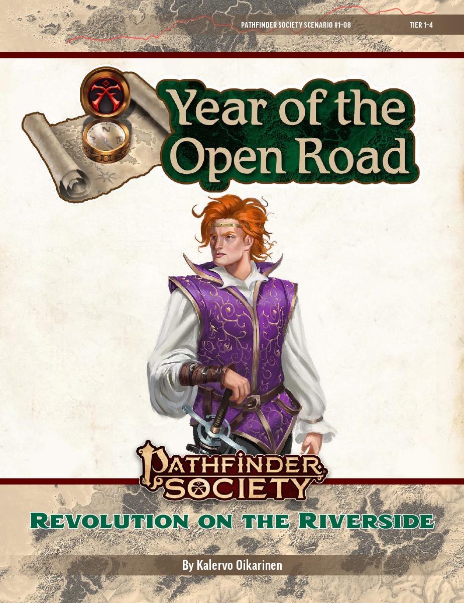 PFS2 1-08: Revolution on the Riverside cover art