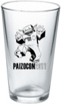 PaizoCon 2011 Pint Glass