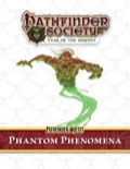 Pathfinder Society Quest: Phantom Phenomena (PFRPG) PDF