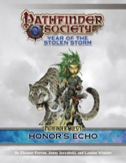 Pathfinder Society Quest: Honor's Echo (PFRPG) PDF