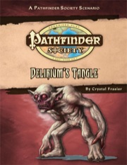 Pathfinder Society Scenario #45: Delirium's Tangle (PFRPG) PDF