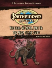 Pathfinder Society Scenario #48: The Devil We Know—Part IV: Rules of the Swift (PFRPG) PDF