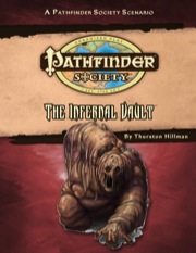 Pathfinder Society Scenario #55: The Infernal Vault (PFRPG) PDF