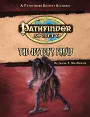 Pathfinder Society Scenario #56: The Jester's Fraud (PFRPG) PDF