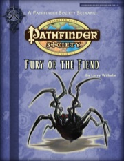 Pathfinder Society Scenario #2-10: Fury of the Fiend (PFRPG) PDF