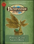 Pathfinder Society Scenario #3–26: Portal of the Sacred Rune (PFRPG) PDF