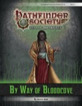 Pathfinder Society Scenario #6–09: By Way of Bloodcove (PFRPG) PDF