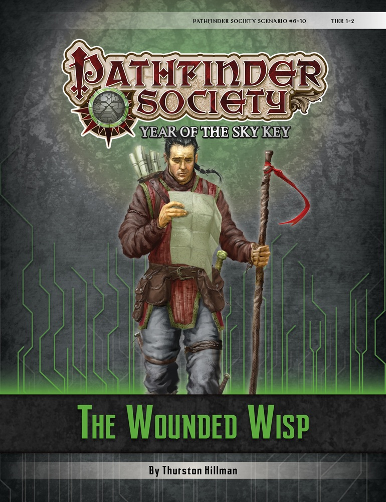 Pathfinder Society Scenario 6 10 The Wounded Wisp PFRPG PDF