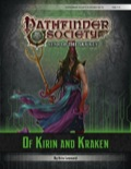 Pathfinder Society Scenario #6–13: Of Kirin and Kraken (PFRPG) PDF