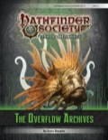 Pathfinder Society Scenario #6–15: The Overflow Archives (PFRPG) PDF