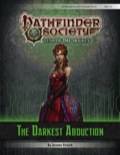 Pathfinder Society Scenario #6–23: The Darkest Abduction (PFRPG) PDF