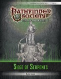 Pathfinder Society Scenario #6–97: Siege of Serpents (PFRPG) PDF
