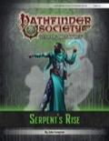 Pathfinder Society Scenario #6–98: Serpents Rise (PFRPG) PDF