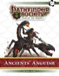 Pathfinder Society Scenario #7–11: Ancients' Anguish (PFRPG) PDF