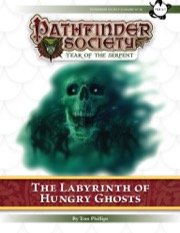 Pathfinder Society Scenario #7–19: Labyrinth of Hungry Ghosts (PFRPG) PDF