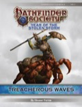 Pathfinder Society Scenario #8-19: Treacherous Waves (PFRPG) PDF