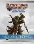 Pathfinder Society Scenario #8-99A: The Solstice Scar, Version A