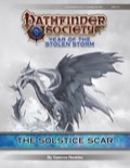 Pathfinder Society Scenario #8-99B: The Solstice Scar, Version B
