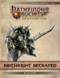 Pathfinder Society Scenario #9-08: Birthright Betrayed PDF