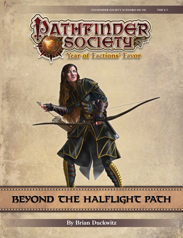 Beyond the Halflight Path
