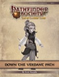 Pathfinder Society Scenario #9-14: Down the Verdant Path PDF