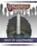 Pathfinder Society Scenario #10-98: Siege of Gallowspire