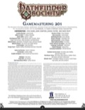 Pathfinder Society: GM 201 PDF