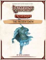 Pathfinder Society Playtest Scenario #4: The Frozen Oath PDF