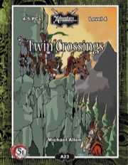 A23: Twin Crossings (5E) PDF