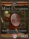 Mini-Dungeon Collection #001: Buried Council Chambers (5E) PDF