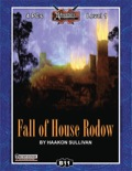 B11: Fall of House Rodow (PFRPG) PDF