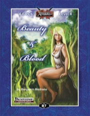 B7: Beauty & Blood (PFRPG) PDF