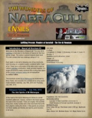 AaWBlog Presents—Wonders of NaeraCull, Brochure #3: The Fire-lit Mountain (PFRPG) PDF