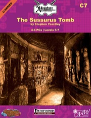 C07: The Sussurus Tomb (PFRPG) PDF