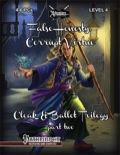 Cloak & Ballot Trilogy, Vol. 2: False Honesty, Corrupt Virtue (PFRPG) PDF