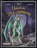 Dracoprimia, Part Two: Undertrek (PFRPG) PDF