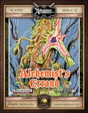 FGA07: Alchemist's Errand (Fantasy Grounds) Download