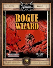 FGA09: Rogue Wizard (Fantasy Grounds) Download