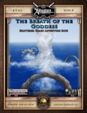 Shattered Heart Adventure Path #3: The Breath of the Goddess (Fantasy Grounds) Download