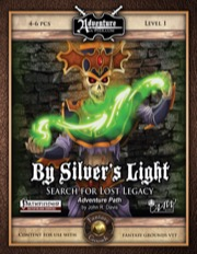 Search for Lost Legacy Adventure Path #1: By Silver's Light (Fantasy Grounds) Download