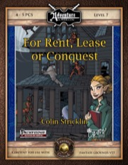 FGB20: For Rent, Lease, or Conquest (Fantasy Grounds) Download